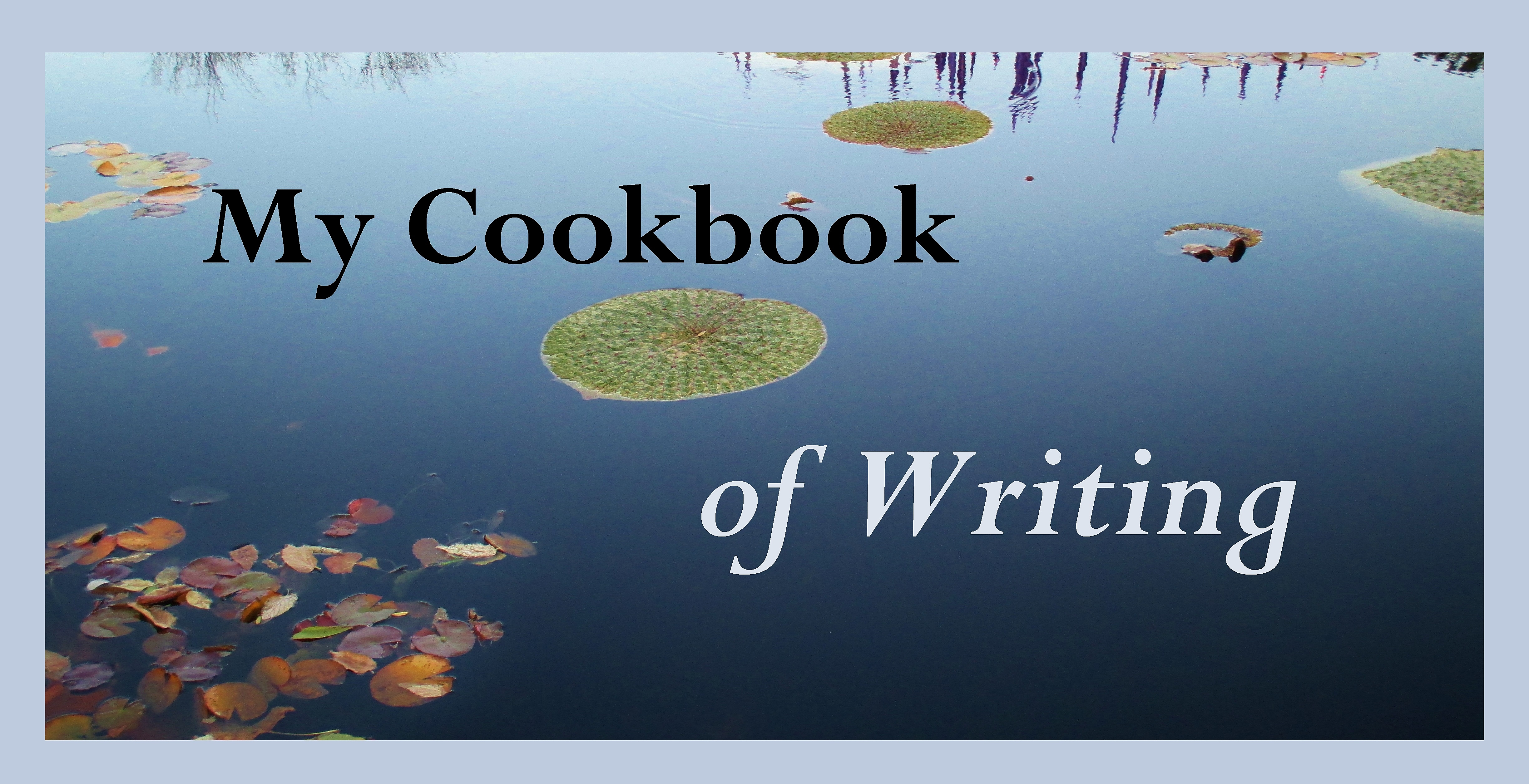 My Cookbook Link